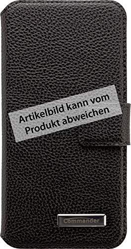 Commander Book CASE Elite Black für Samsung G973 Galaxy S10