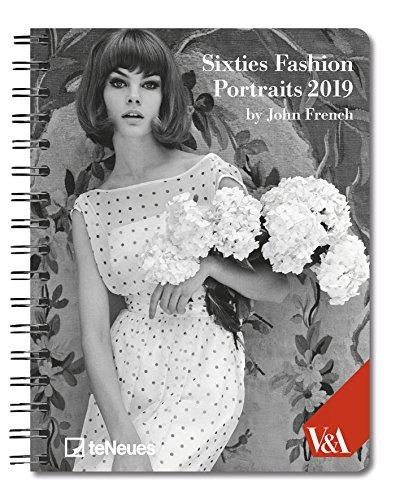 Sixties Fashion 2019: Buchkalender Fashion