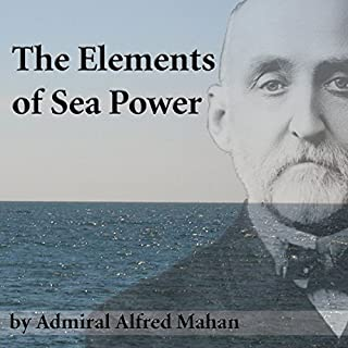 The Elements of Sea Power audiobook cover art