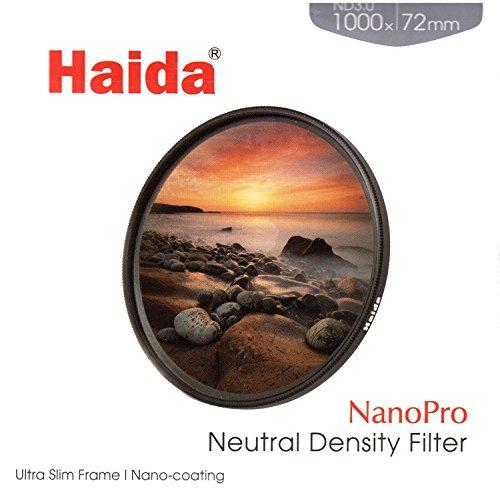 Haida Ultra Slim nanopro MC ND 3.0 (1000x) - 72mm