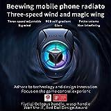 Flydigi Beewing Handy-Kühler-heißer körperlicher Ventilator, der tragbares Handy abkühlt