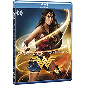 Wonder Woman Blue Ray