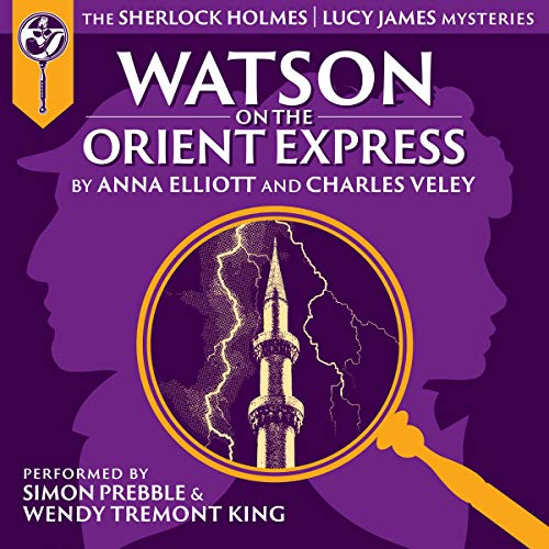 Watson on the Orient Express cover art