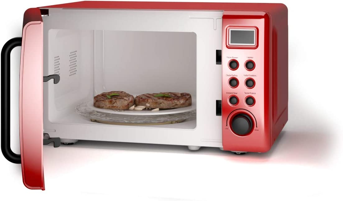 Retro Microwave Sales results No. 1 Oven Safeplus 700W Microwav Countertop Free shipping on posting reviews 0.7Cu.ft