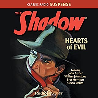 The Shadow: Hearts of Evil cover art