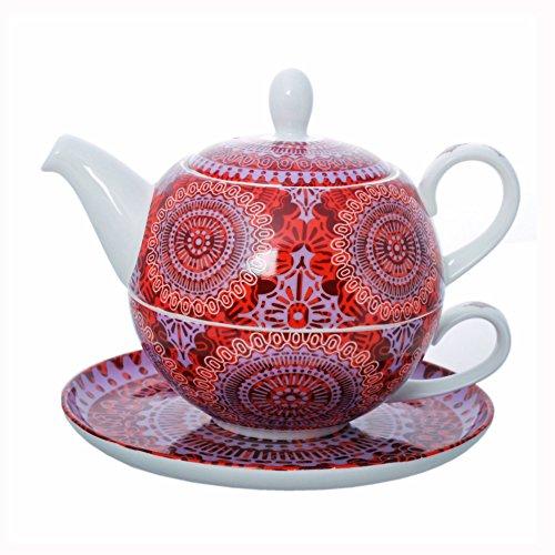 Tealogic Tea for One Sonji 0,5 l, Fine Bon China