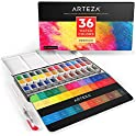 36-Count Arteza Watercolor Paint