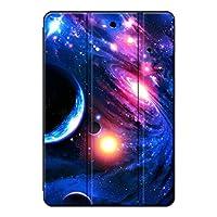 Sepikey iPad mini 3,iPad mini 2/1 ケース,iPad mini ケース,耐久性 全面保護型 傷防止 三つ折 PC + PUレザー 三つ折 保護ケース iPad mini 3/2/1 Case,iPad mini Cover-プラネット8