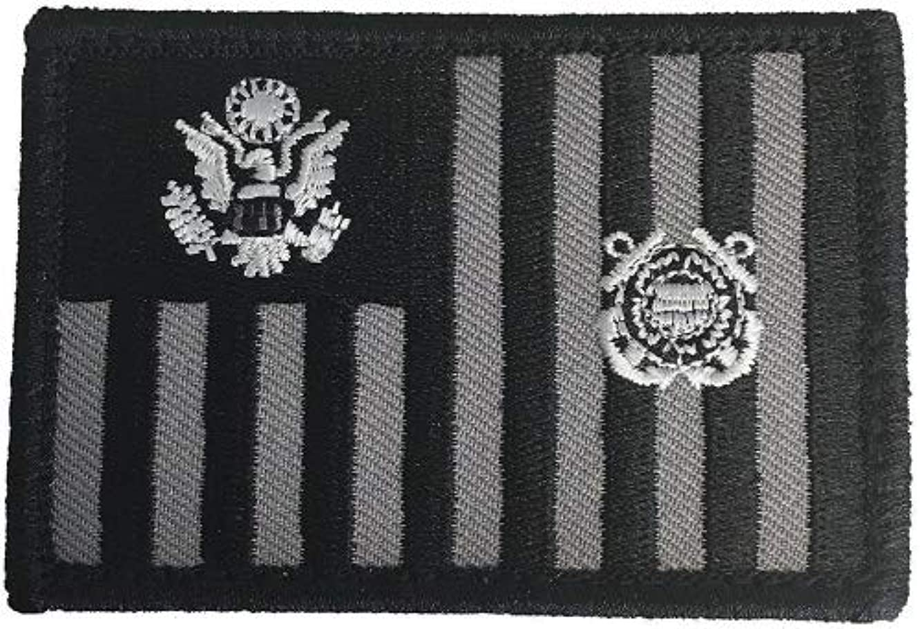 USCG Subdued Ensign - Morale Patch