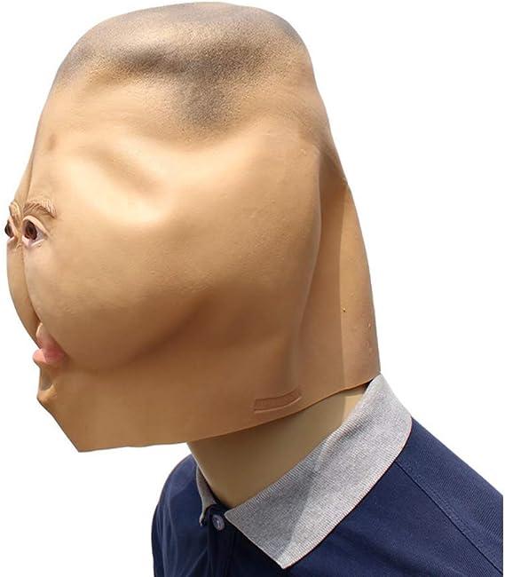 Máscara De Látex Para Halloween, Máscaras Divertidas ...
