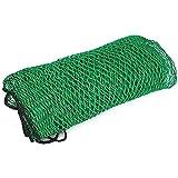 Crazyfly Red de práctica de golf, resistente y duradera, cuerda de malla para entrenamiento de golf, accesorios de entrenamiento