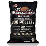 Bear Mountain BBQ FK18 Premium All-Natural Hardwood Red and White Smoky Oak BBQ Smoker Pellets for Outdoor Grilling, 20 lbs