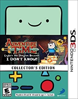 Adventure Time: Explore the Dungeon Because I DON'T KNOW! - Collector's Edition by D3 Publisher [並行輸入品]