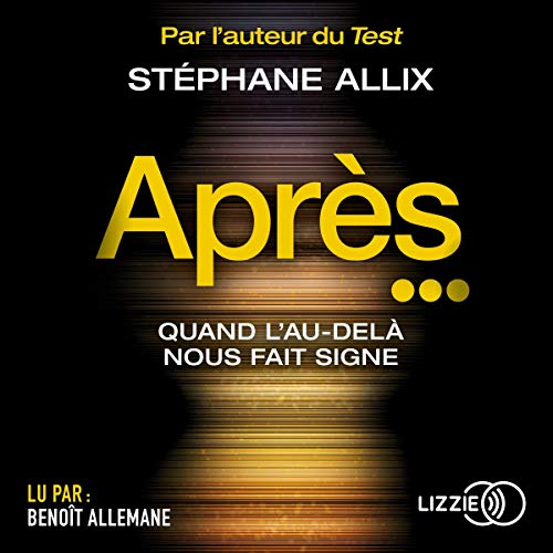 Après...                   De :                                                                                                                                 Stéphane Allix                               Lu par :                                                                                                                                 Benoît Allemane                      Durée : 8 h et 43 min     14 notations     Global 4,6