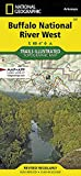 Buffalo National River West (National Geographic Trails Illustrated Map, 232)