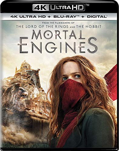 Mortal Engines [Blu-ray]