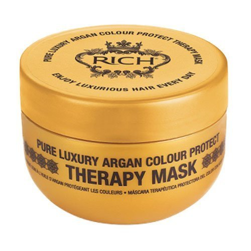 RICH Pure Luxury Argan Color Protect Mask 6.75oz by Rich Company by RICH