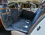Best Dog Seat Covers - Dog Seat Cover for Back Seat, Waterproof Dog Review