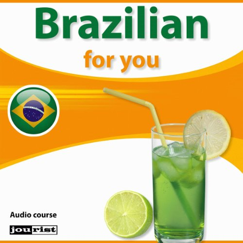 Brazilian for you audiobook cover art