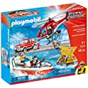 Playmobil Fire Rescue Mission (Amazon Exclusive)