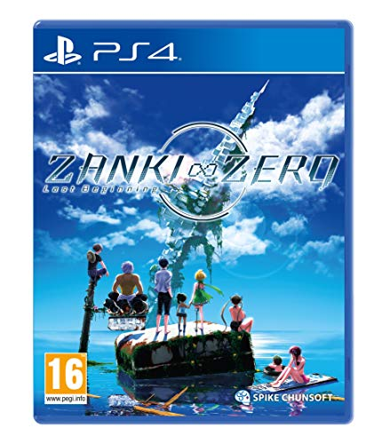 Zanki Zero - Last Beginning - PlayStation 4 [Importación inglesa]