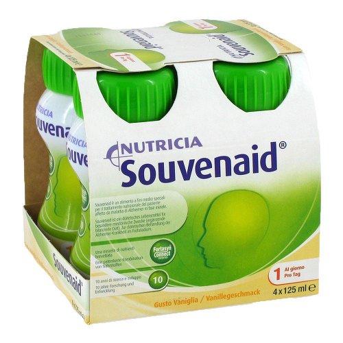SOUVENAID Vainilla sabor 500 ml líquido