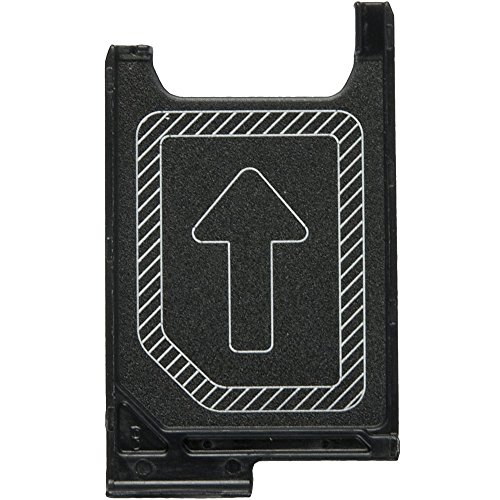 Sony Xperia Z3 (D6603, D6616, D6643, D6653), Xperia Z3 Dual Sim (D6633), Xperia Z3 Compact (D5803, D5833), Xperia Z5 Compact (E5803, E5823) Nano Simkartenhalter Schlitten, Sim Card Holder Tray