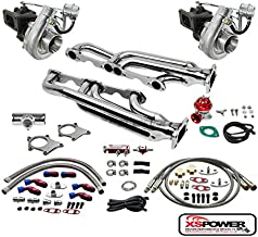 Best bbc twin turbo headers Reviews