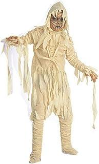 (上海物語)Shanghai Story 当店オリジナル包装 ゾンビコスチューム ホラーシリーズ 恐怖の仮装 ミイラ ハロウィンコスチューム ゾンビ 120-130cm 7-9歳子供用