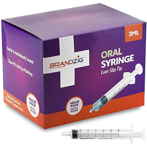 3ml Syringe - 100 Pack