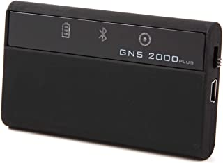 GNS2000 Plus GPS ロガー Receiver Bluetooth for iPod, iPhone, iPad and Android メーカー2年保証 GNS2000後継機(日本語説明書付き)