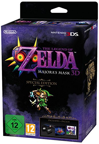 The Legend of Zelda: Majoras Mask - Special Edition