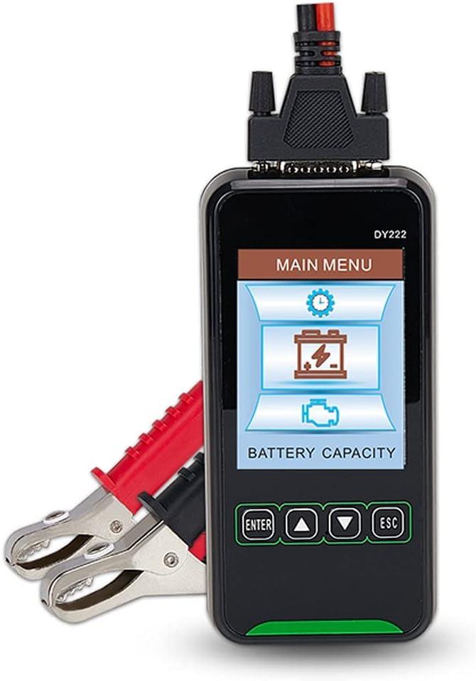 TWDYC DY222 Ranking TOP2 Car Battery Max 77% OFF Tester Automotive 12V Diagno Digital 24V