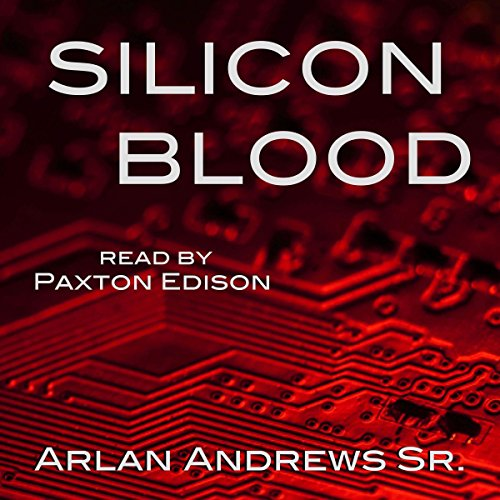 Silicon Blood audiobook cover art