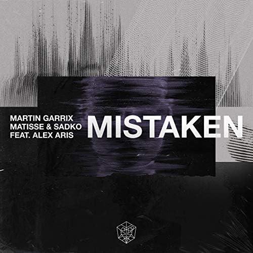 Martin Garrix & Matisse & Sadko feat. Alex Aris