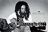 Marley, Bob - Redemption Song - Musikposter Foto Raggae -