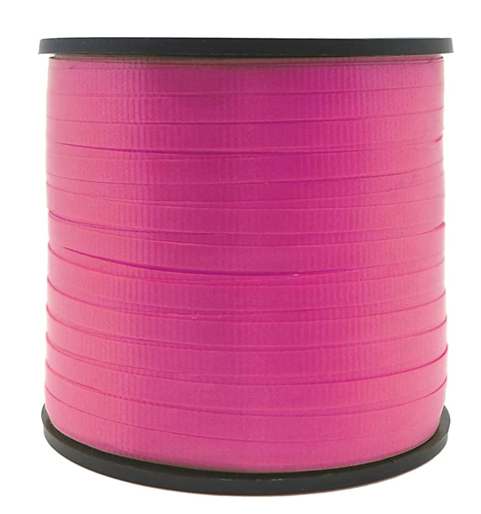 Hot Pink Curling Ribbon, 100 Yd.