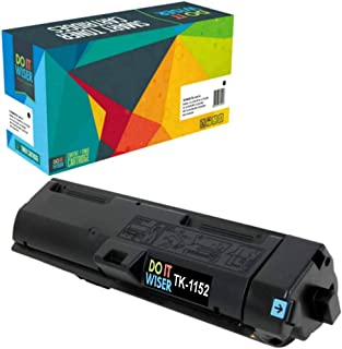 Do it Wiser Compatible Toner Cartridge Replacement for Kyocera TK-1152 / TK1152 Kyocera ECOSYS P2235dw M2635dw P2235dn M2635dn M2135dn M2735dn Printers - 1T02RV0US0 (Black, 3,000 Pages)