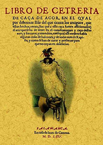 Libro de cetreria