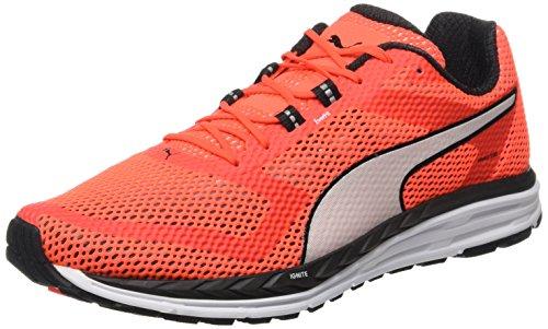 Puma Speed 500 Ignite - Chaussures de Fitness - Mixte Adulte - Rouge (Red/White/Black 01) - 42 EU (8 UK)