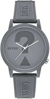Guess Unisex Adult V1041 Watch Grey