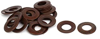 Aexit 8mm Outer Washers Dia 4.2mm Inner Diameter 0.2mm Thickness Belleville Spring Belleville Washers Washer 50pcs