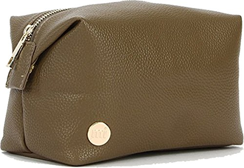 Mi-Pac Gold Wash Bag Trousse de Toilette, 20 cm, Vert(Tumbled Khaki)