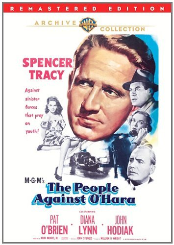 The People Against O'Hara by Spencer Tracy