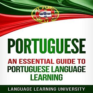 Portuguese audiobook cover art