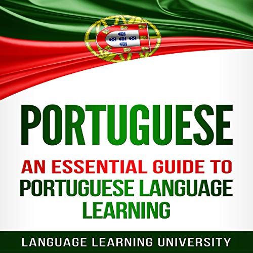 Portuguese Audiobook By Language Learning University cover art