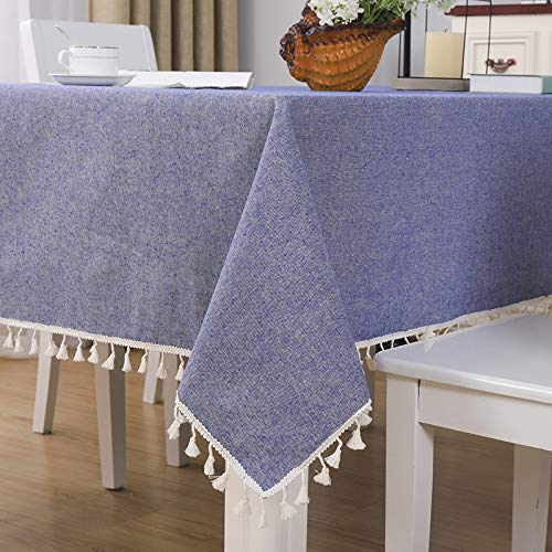 sans_marque Paño de mesa, utilizado para la cubierta de la tabla, paño de tabla rectangular impermeable, paño de mesa, paño de mesa de la cocina 140* 300CM