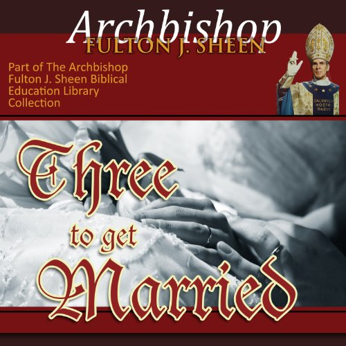Three to Get Married audiobook cover art
