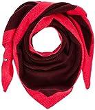 Esprit 120EA1Q323 Bufanda de moda, 600/burdeos, Talla única para Mujer