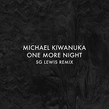 One More Night (SG Lewis Remix)